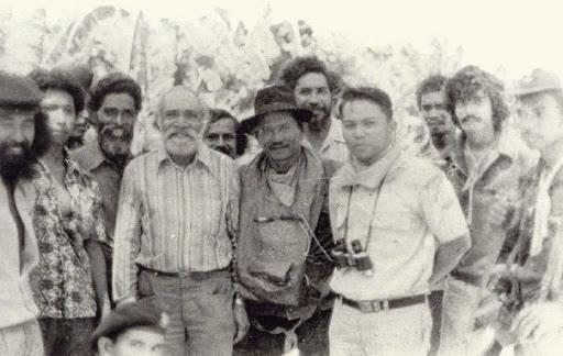 Arnaldo dos Reis Araujo (pemimpin Apodeti) dibebaskan dari penjara Fretilin (Insulinde's Blog)
