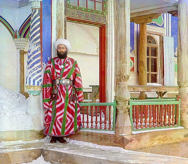 Seorang birokrat di Bukhara