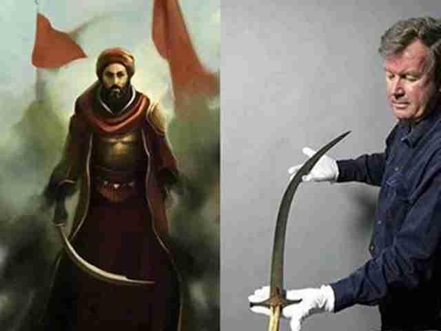 Pedang Salahuddin Al-Ayyubi (arrahmah.com)